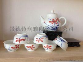 新年礼品茶具定做 生产高档礼品茶具