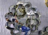 简约现代威尼斯镜面挂镜玄关镜装饰镜梳妆镜浴室镜穿衣镜FDM0016