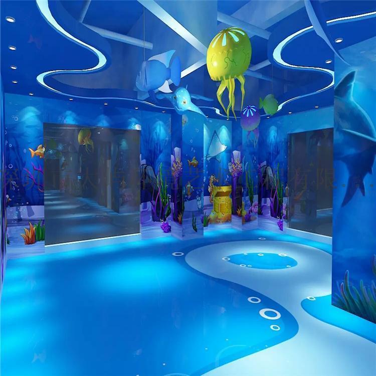 东莞市儿童乐园淘气堡环境艺术设计,东莞市主题乐园基础装修装饰