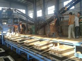 铸铁覆膜砂生产厂家满足您需求