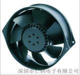 鐵葉耐高溫散熱風扇17055交流散熱風扇