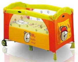 外贸婴儿游戏床