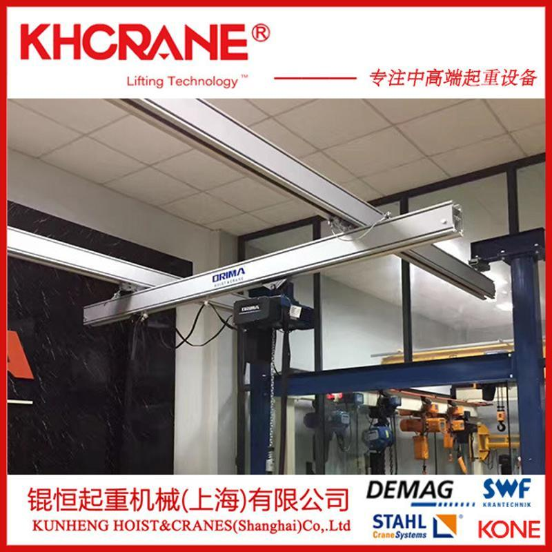 廠家供應250KG,500KG鋁合金軌道,鋁製軌道