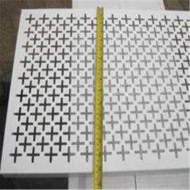 【厂家供应】十字孔 装饰孔网 暖气片护罩网板 装饰网帘 洞洞板网