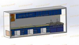 垚鑫 移動板房 集裝箱實驗室