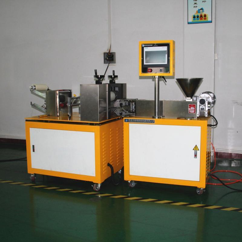 TPU流延机测试材料流延性 小型薄膜流延机