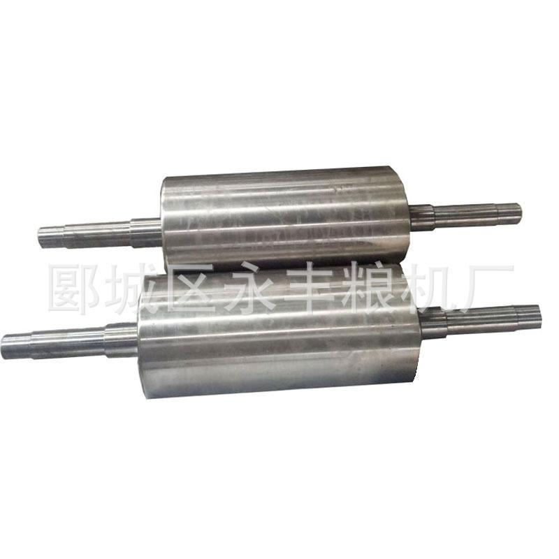 面粉机轧辊高镍铬钼球墨铸铁轧辊 面粉机械用面辊