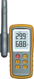 山东数字温湿度表,仓库用温湿度计GM1361