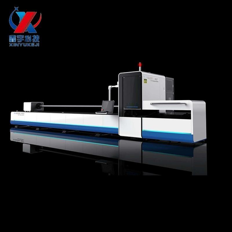 小型光纤自动激光切管机 激光切管机6000-160