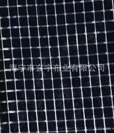 生产供应1000DPVC透明夹网布透光防尘面料