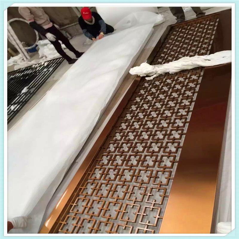 供應日式不鏽鋼屏風日韓流行不鏽鋼屏風不鏽鋼屏風