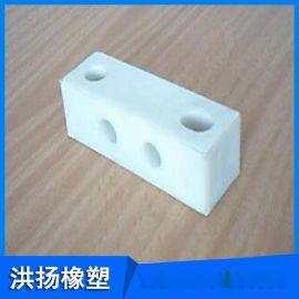 米白色尼龙垫板 尼龙垫块生产厂家 尼龙板