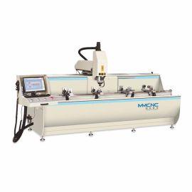 明美铝型材数控加工中心 数控钻铣床 铝深加工设备