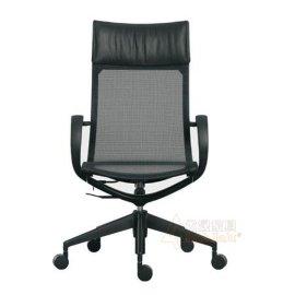 现代时尚老板办公椅 个性网布办公椅批发