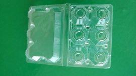 全新材料8枚鸡蛋塑料盒,2*4规格,PVC盒,江西赣州吸塑包装