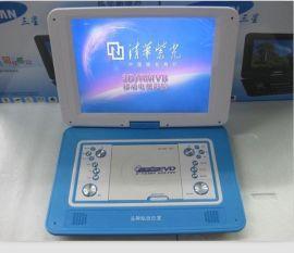 寸移动DVD便携式EVD可视DVD支持3D,MP5,移动电视