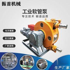 宁夏石嘴山软管挤压泵厂家/工业软管泵经销商