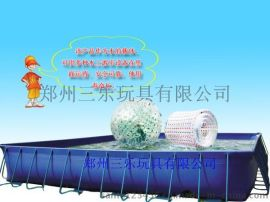 大型支架水池訂做  江蘇支架遊泳池價格