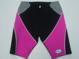 2.5mm潜水料健身裤塑身、瑜伽休闲运动