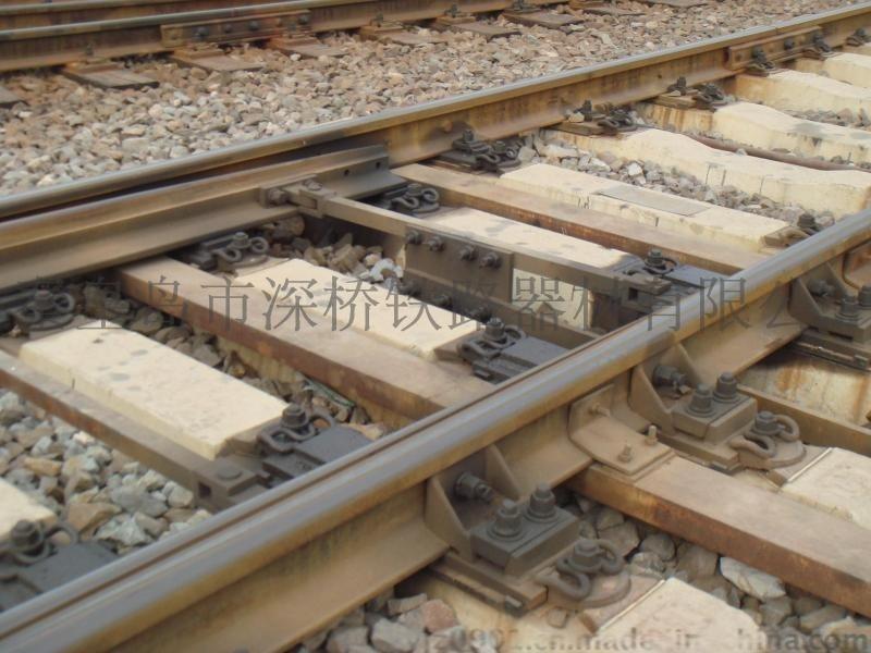 混凝土枕50Kg/m钢轨9号单开道岔