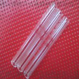 耐高温透明石英玻璃管加工