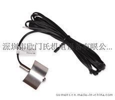 平面曲面管道电缆温度传感器