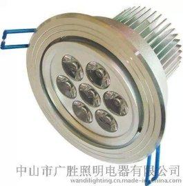 广万达销适用于办公室装饰LED天花灯