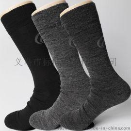 户外袜子 羊毛袜 毛巾底运动袜