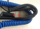 開美線纜- 儀器儀表行走式螺旋電纜彈簧線