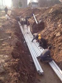 厂家直销PVC110电缆穿线管
