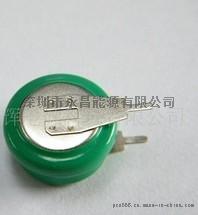 太阳能草坪灯电池用NI-MH 40mAh 1.2V 扣式镍氢充电电池