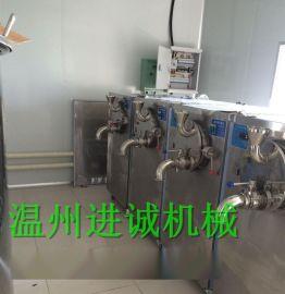 浙江进诚全自动绿豆沙冰 专业配套绿豆沙冰机
