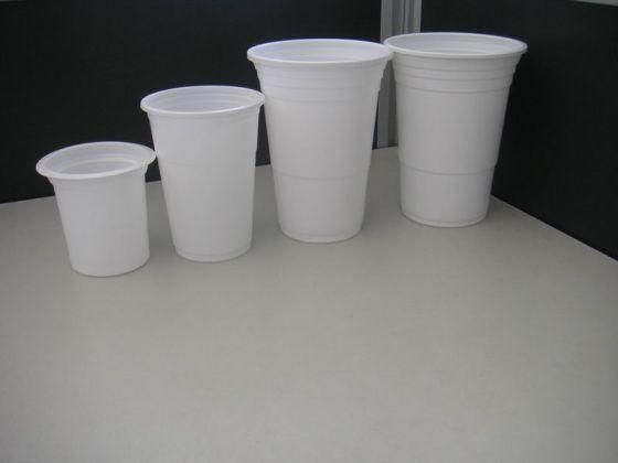 140mlPP封口杯子