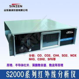 新泽仪器S2000型红外线一氧化碳CO分析仪