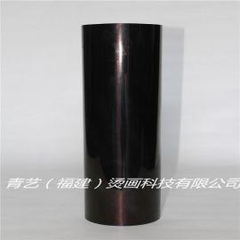 厂家直销48cm*25m热固刻字膜高弹热转印刻字膜