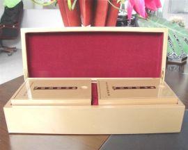 大红袍茶叶木盒浙江温州生产厂家