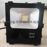 廠家批發LED泛光燈 足瓦高亮投射燈  LED貼片投光燈