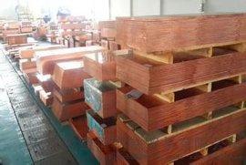 天津T2紫銅板價格/T2紫銅板規格齊全13516131088