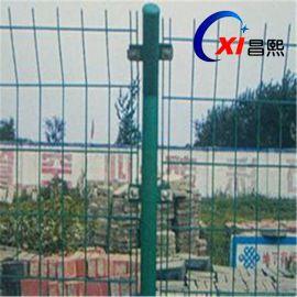 公路双边丝护栏网|厂区防护网|圈地围栏网|高速公路隔离网的生产厂家-昌熙网业