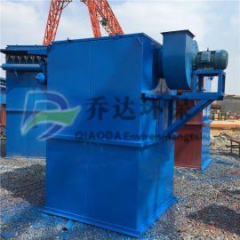ZC机械回转反吹风扁布袋式除尘器 脉冲单机除尘器