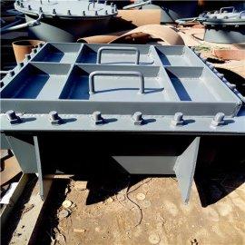 沧州昊供应碳钢非标矩形人孔厂家 价格