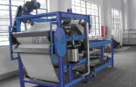 新型带式浓缩脱水一体机  诸城泰兴机械