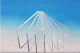 厂家直销亚克力导光板 3mm透明亚克力导光板
