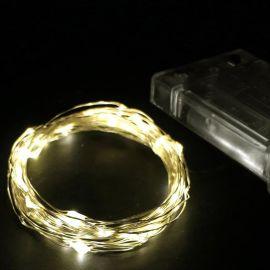 LED铜线灯串圣诞装饰灯节能装饰灯串