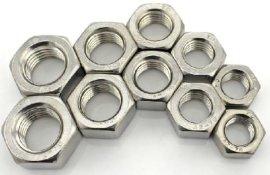 304不锈钢螺母GB6170