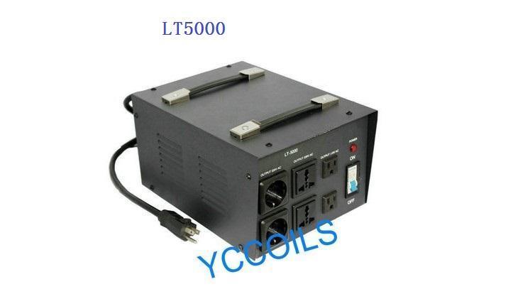 LiteFuze品牌变压器5000W双向电压转换变压器