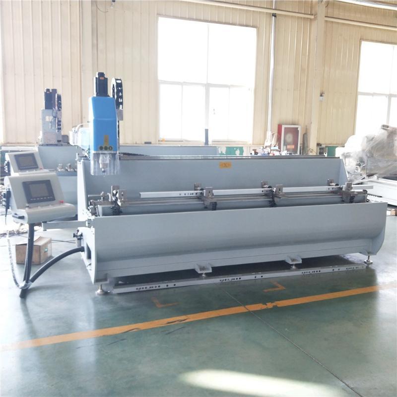 铝型材数控钻铣床工业铝加工设备 支持定制