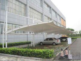 宁波膜结构加工厂家,汽车棚安装,膜布加工焊接