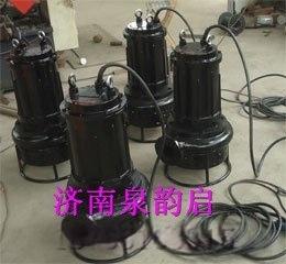 泉韵启ZNQ耐磨合金排砂泵
