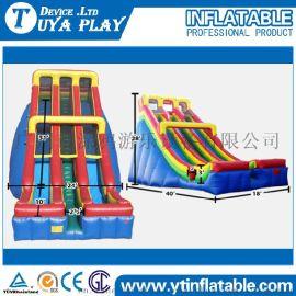 充气滑梯_大型充气玩具